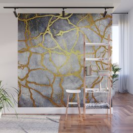 KINTSUGI  ::  Recognise Beauty Wall Mural