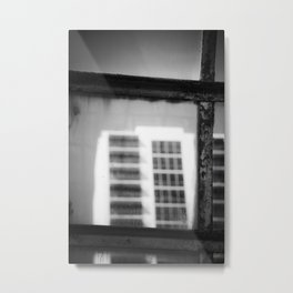 glass houses Metal Print