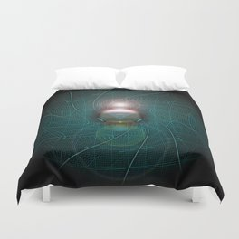 Untitled 2017, No. 11 Duvet Cover