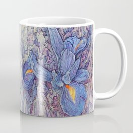 A Song About Iris #3 Coffee Mug