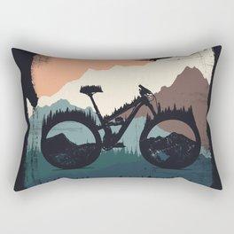 Yety Enduro Rectangular Pillow