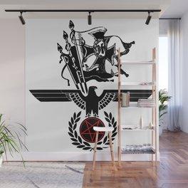 The Satanic Eagle Wall Mural