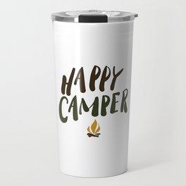 happy camper Travel Mug
