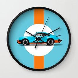 Classic Gulf Wall Clock