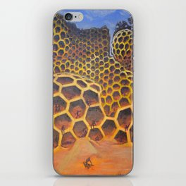 My Life for the Hive iPhone Skin