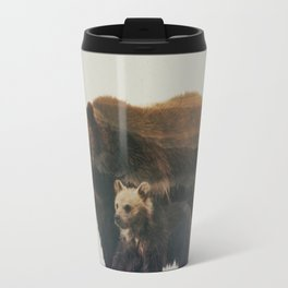 Grizzly & Cub Travel Mug