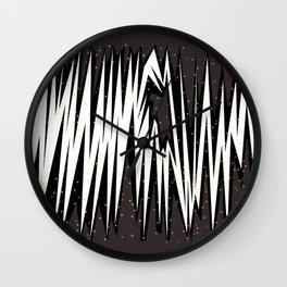 Mind Traffic | Keep Calm Wall Clock