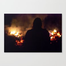 Hell Bred Canvas Print