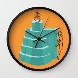 Memphis Group Wall Clock