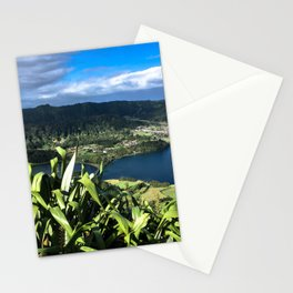 Sunny Azores Stationery Cards