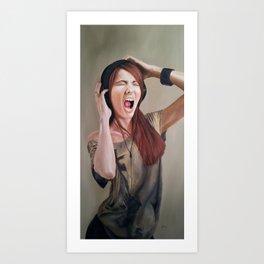 Let´s Party! Art Print