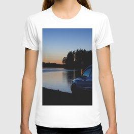 Ride Till Sunset T-shirt