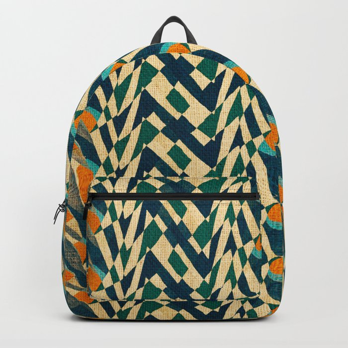 Braiding Colors Backpack