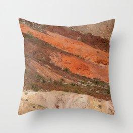 Neapolitan Landscape II Throw Pillow