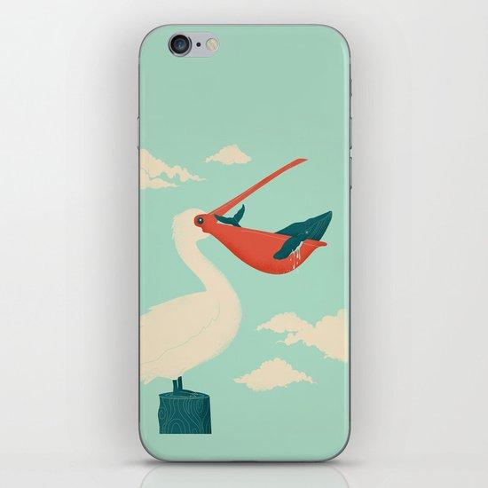 Big Catch iPhone & iPod Skin