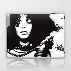 Erikah BADU by Besss - 2011 Laptop & iPad Skin