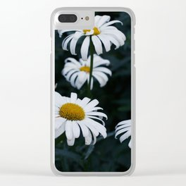 Love in the fields of Canada Clear iPhone Case