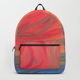 Ribbons of Imagination Backpack