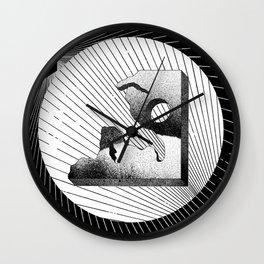 POWER BITS Wall Clock