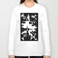 urban Long Sleeve T-shirts featuring Urban by Andready