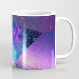 Galaxy Collage Coffee Mug
