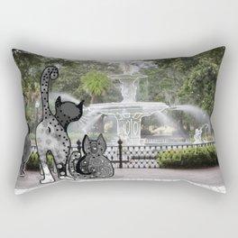 Foray to Forsyth Rectangular Pillow