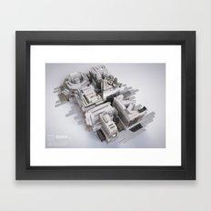 Imagine & Create Framed Art Print