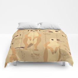 Meerkat, African Wildlife Comforters