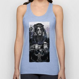 Iris Von Everec - The Witcher Unisex Tank Top