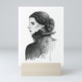 Lucille Mini Art Print
