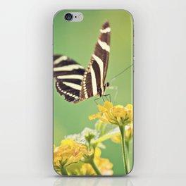 Mariposa iPhone Skin