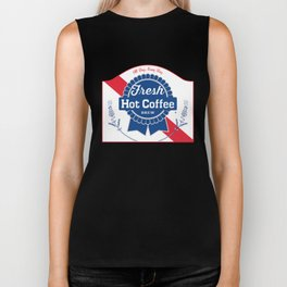 Blue Ribbon Roast Biker Tank