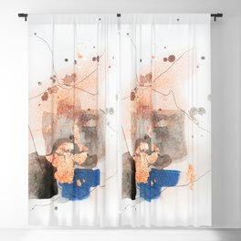 Divide #5 Blackout Curtain