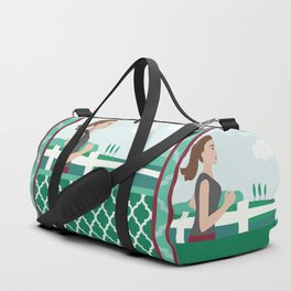 Fresh Air Runner Duffle Bag