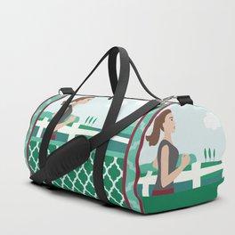 Fresh Air Runner Duffle Bag