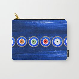 No Room For Evil Carry-All Pouch