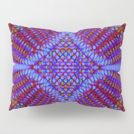 Kaleidoscope Fractal Pillow Sham