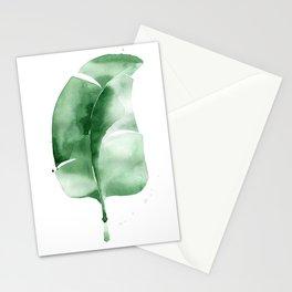 Banana Leaf no. 1 Stationery Cards