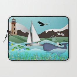 Nautical Goodies Laptop Sleeve