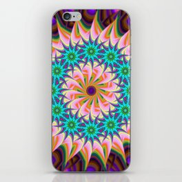Abstract VXV iPhone Skin