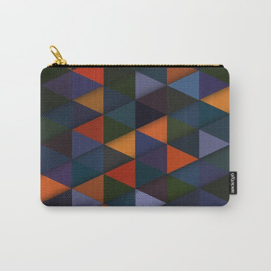 Abstract #285 Carry-All Pouch