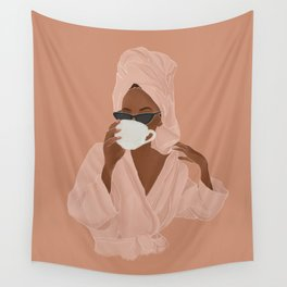 Treat Yourself Wall Tapestry