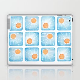 Watecolor Squares Laptop & iPad Skin
