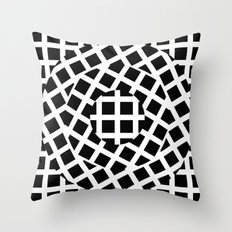 What Goes Around Comes Around 01 Throw Pillow
