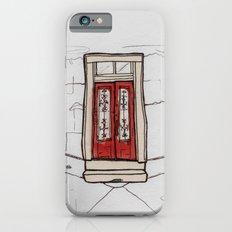 Red Doors  iPhone 6s Slim Case