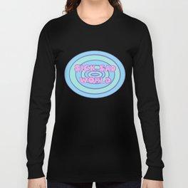 Sick Sad World Daria Favorite Documentary in Pastel Long Sleeve T-shirt