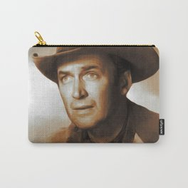 Hollywood Classics, James Stewart Carry-All Pouch