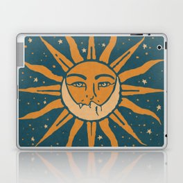 Sun, Moon & Stars Laptop & iPad Skin
