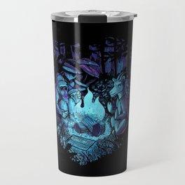 Wood Fire Travel Mug