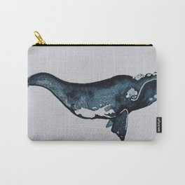 Watercolour Humpback Whale Carry-All Pouch
